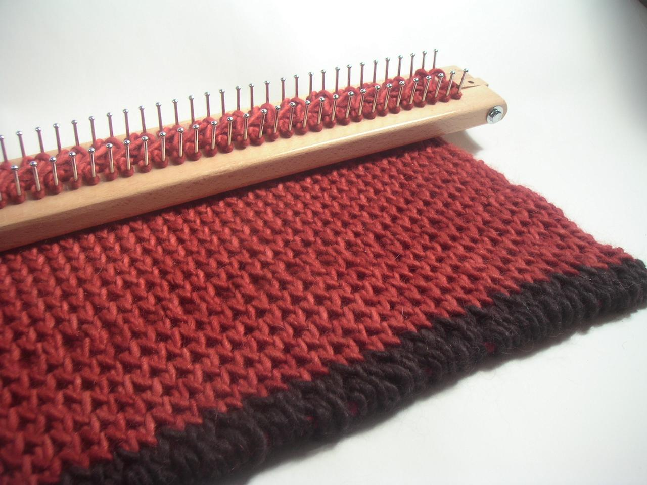 How To Knit A Rug New Rug Project A Knitting Board Blog