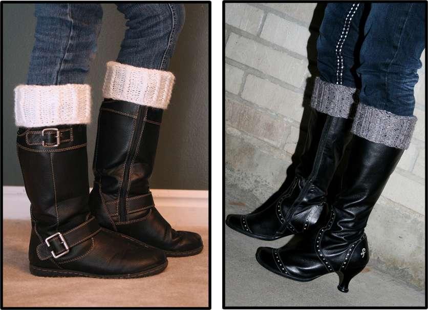 Boot Cuffs Kb Looms Blog