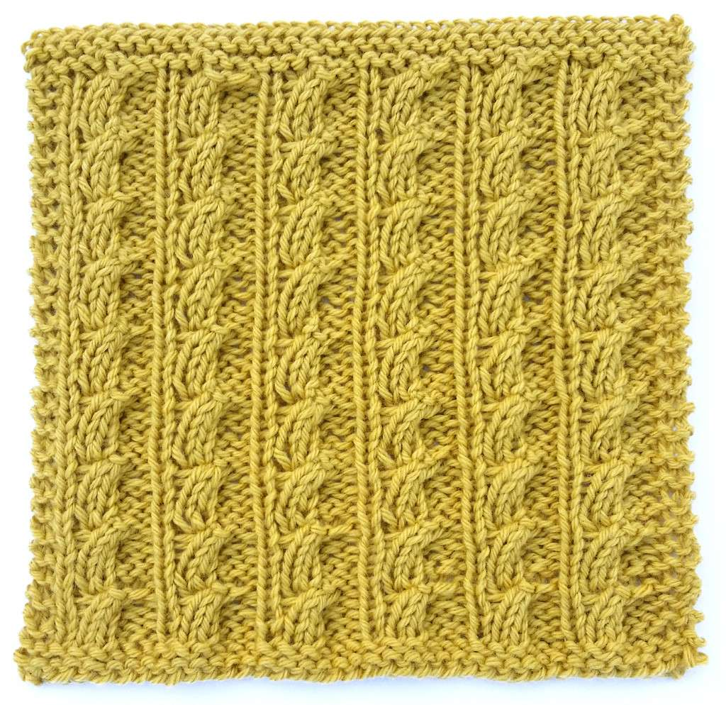 Corn Stalks Stitch