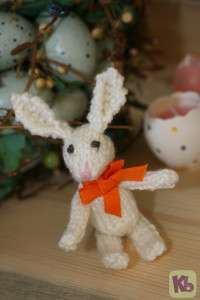 Easter Egg Bunny 1
