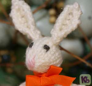 Easter Egg Bunny 2