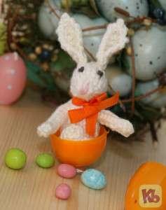 Easter Egg Bunny 3