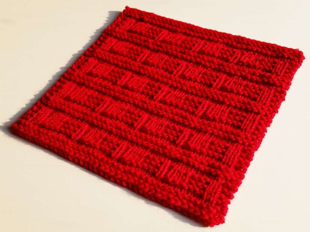 Flag Stitch