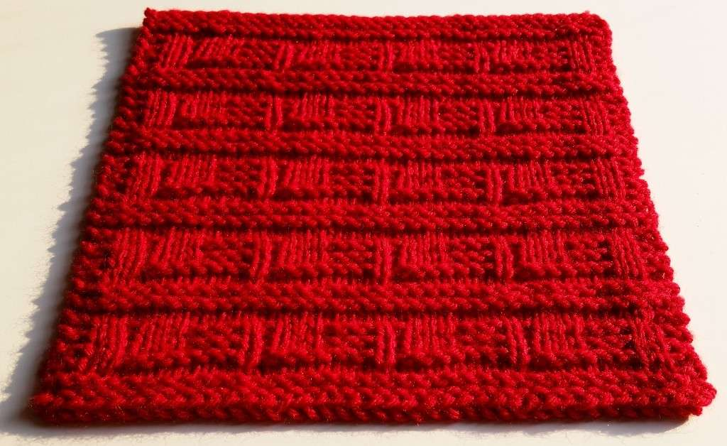 Flag Stitch front angle