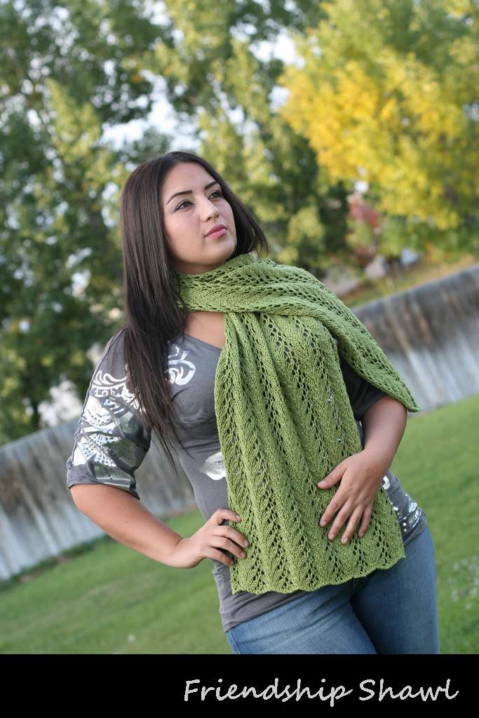 Friendship Shawl 2