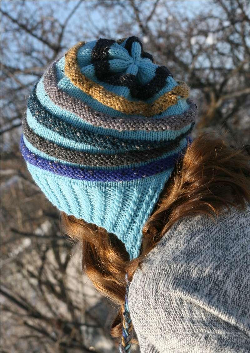 Jordyn\'s Slouchy Hat « KB Looms Blog