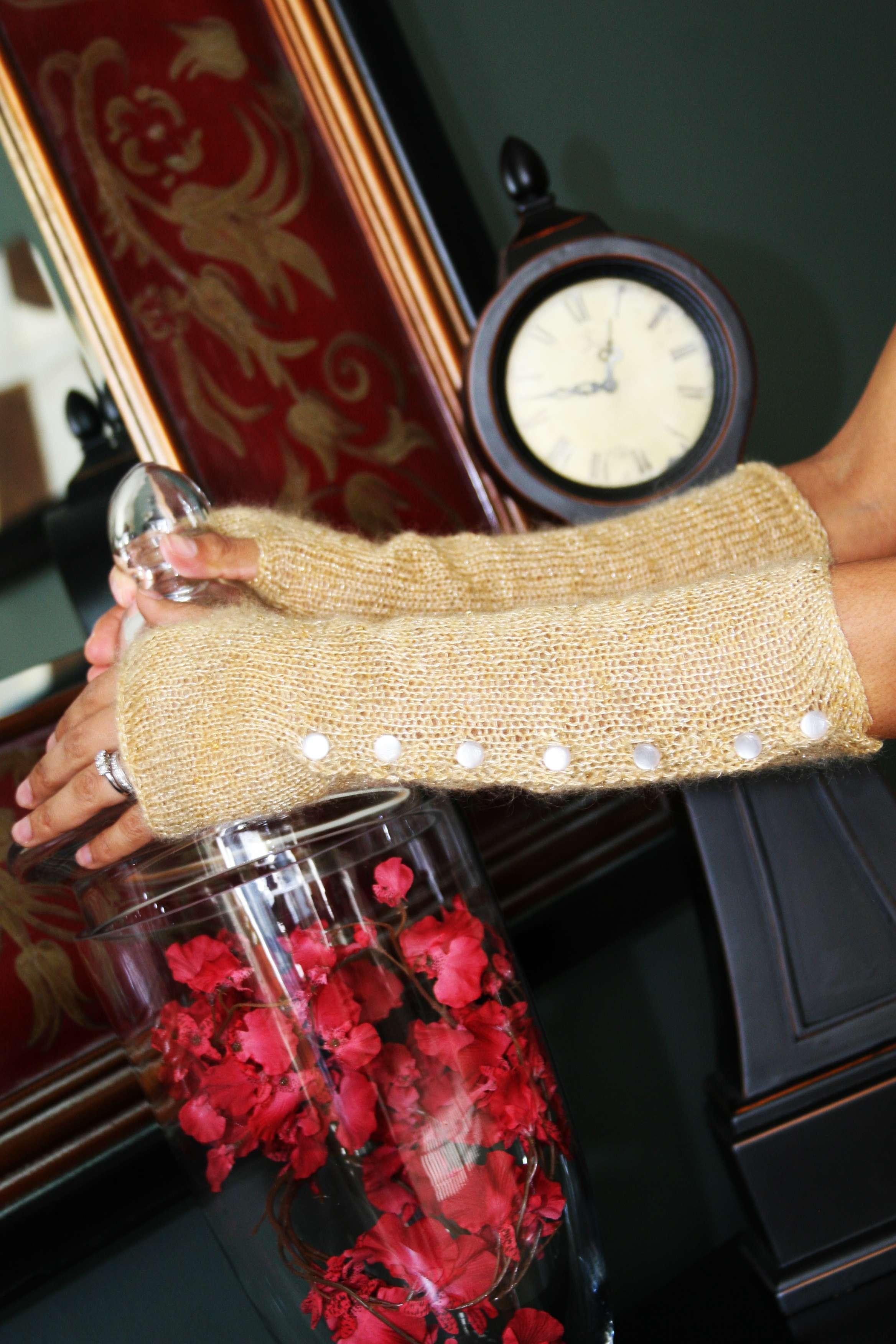 loom knitting gloves « KB Looms Blog