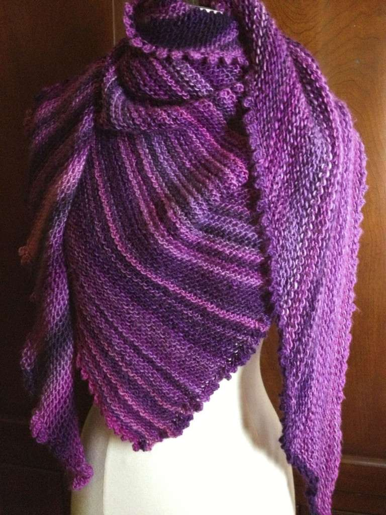 Picot_Triangle_Shawl
