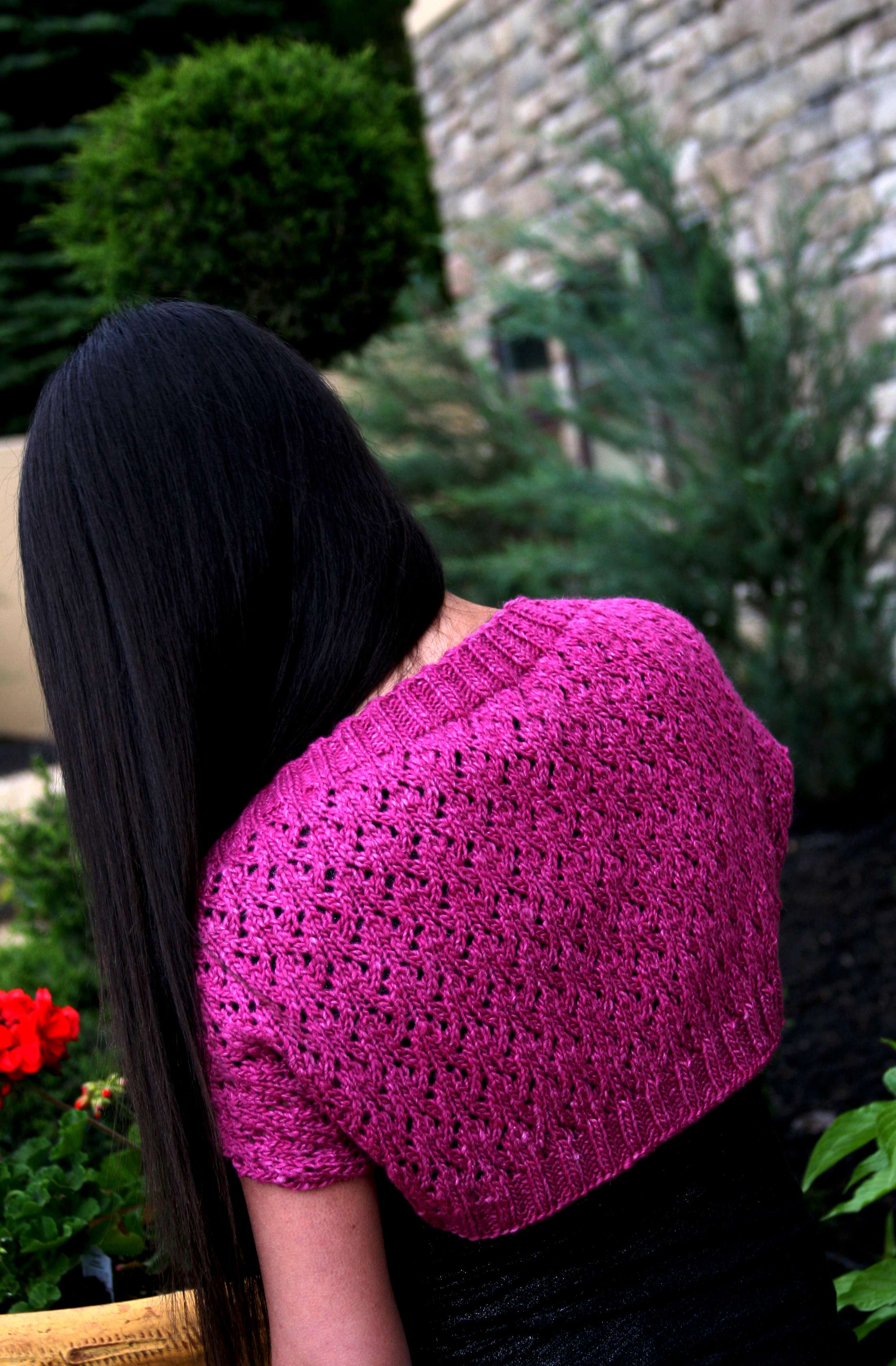 Victoria\'s Shrug « KB Looms Blog