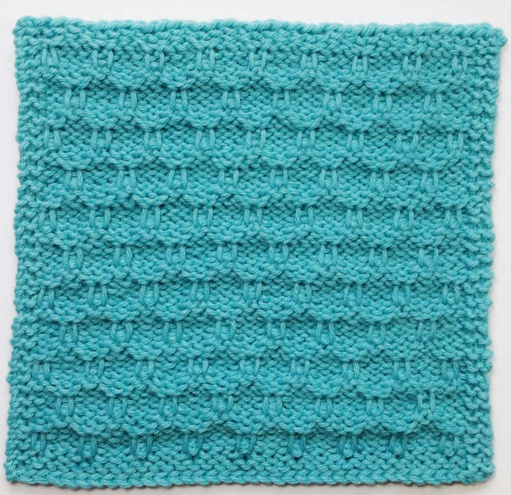 Stitchology 10 : Waffle Stitch   Knitting Board Blog