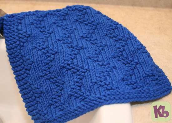 Zig Zag Stitch Loom Knitting : May « kb looms