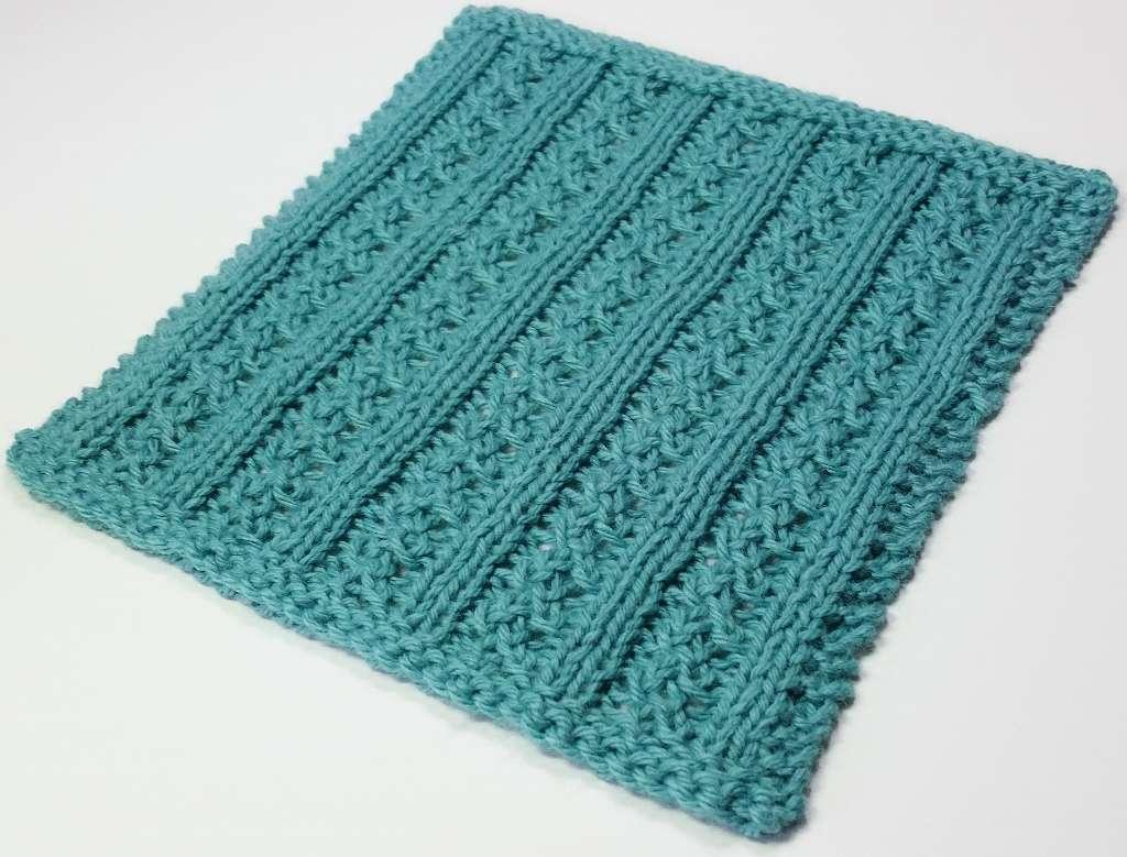 Knit Zig Zag Rib Stitch : Stitchology zig zag eyelet rib « kb looms
