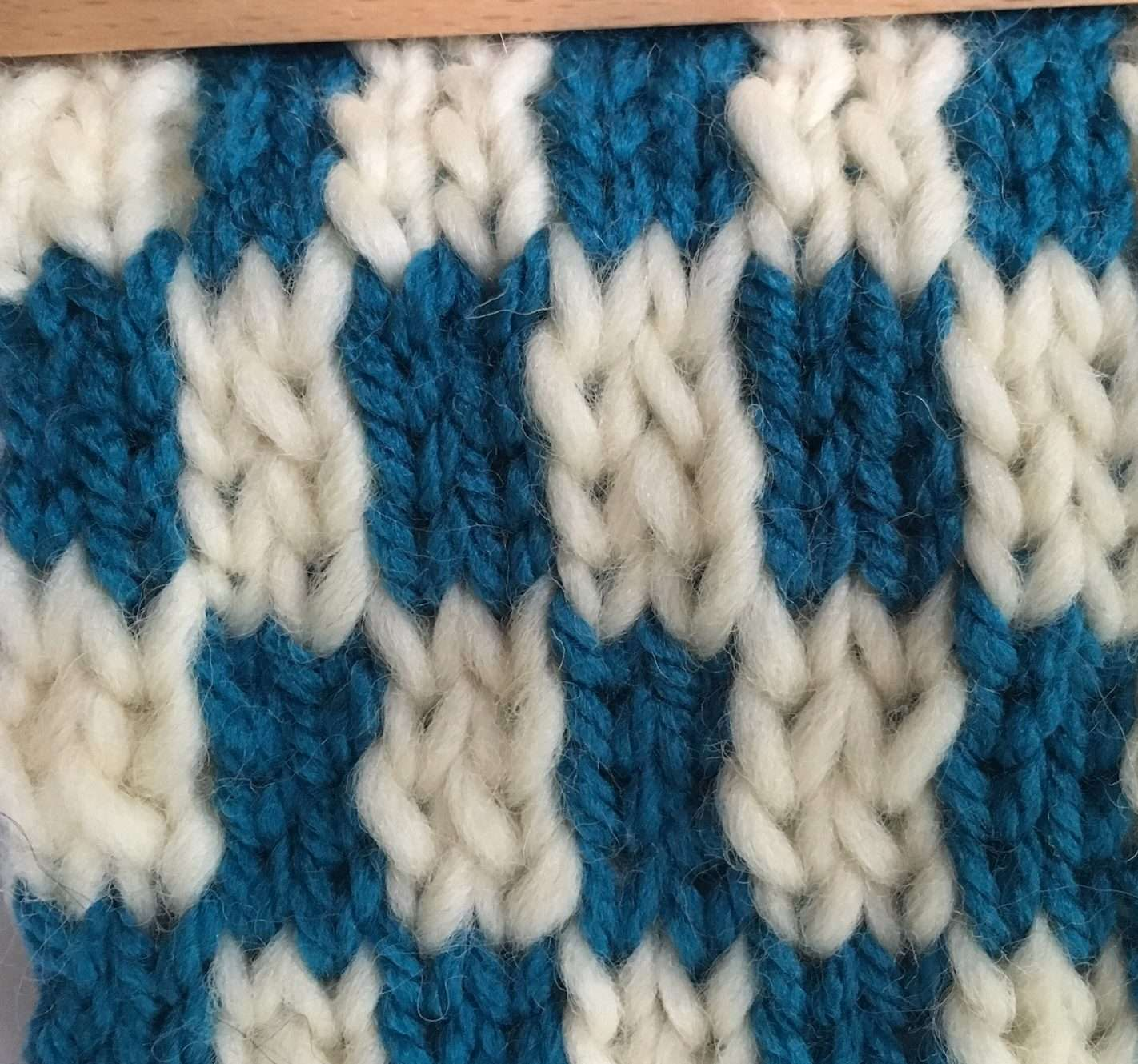 Double Knit 101-Part IV « KB Looms Blog
