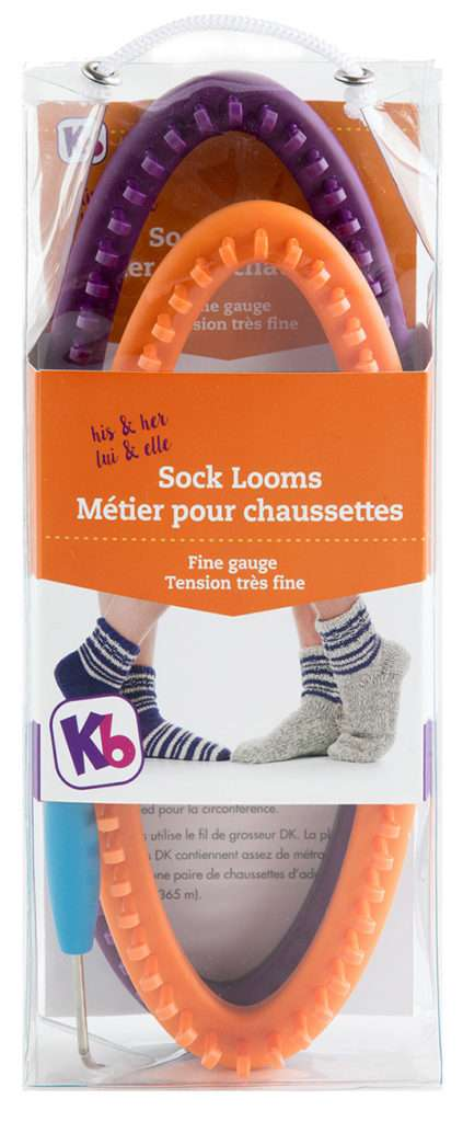 Newhis And Her Sock Loom Set Kb Looms Blog
