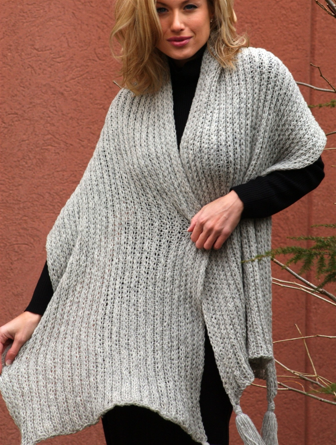 Easy Shawl Knitting Patterns Free New Inspiration