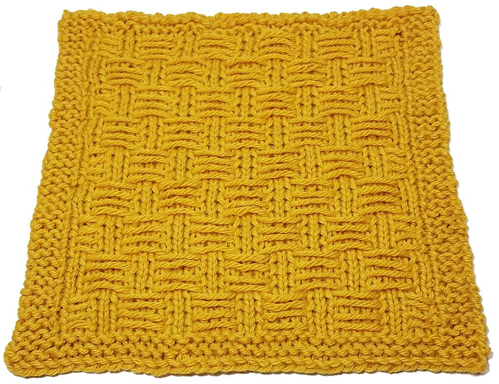 Stitchology 25: 4-Stranded Basketweave « KB Looms Blog
