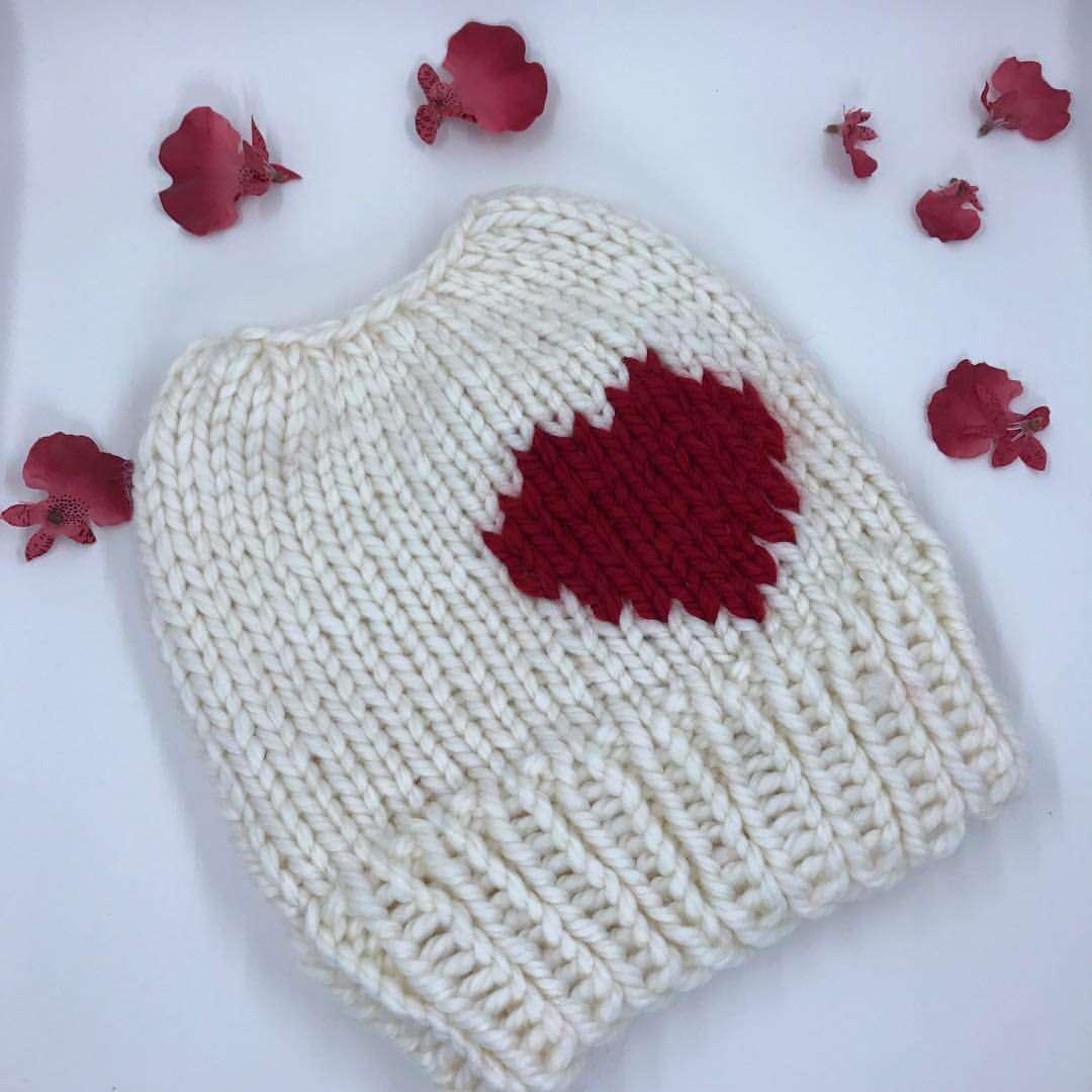 Lovely Bun Hat