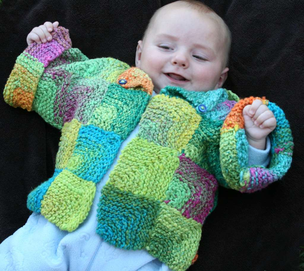 Baby Sweater Edited