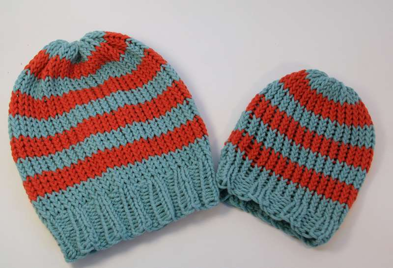 Knitting Loom Patterns Baby Hats : Basic Hats   Knitting Board Blog