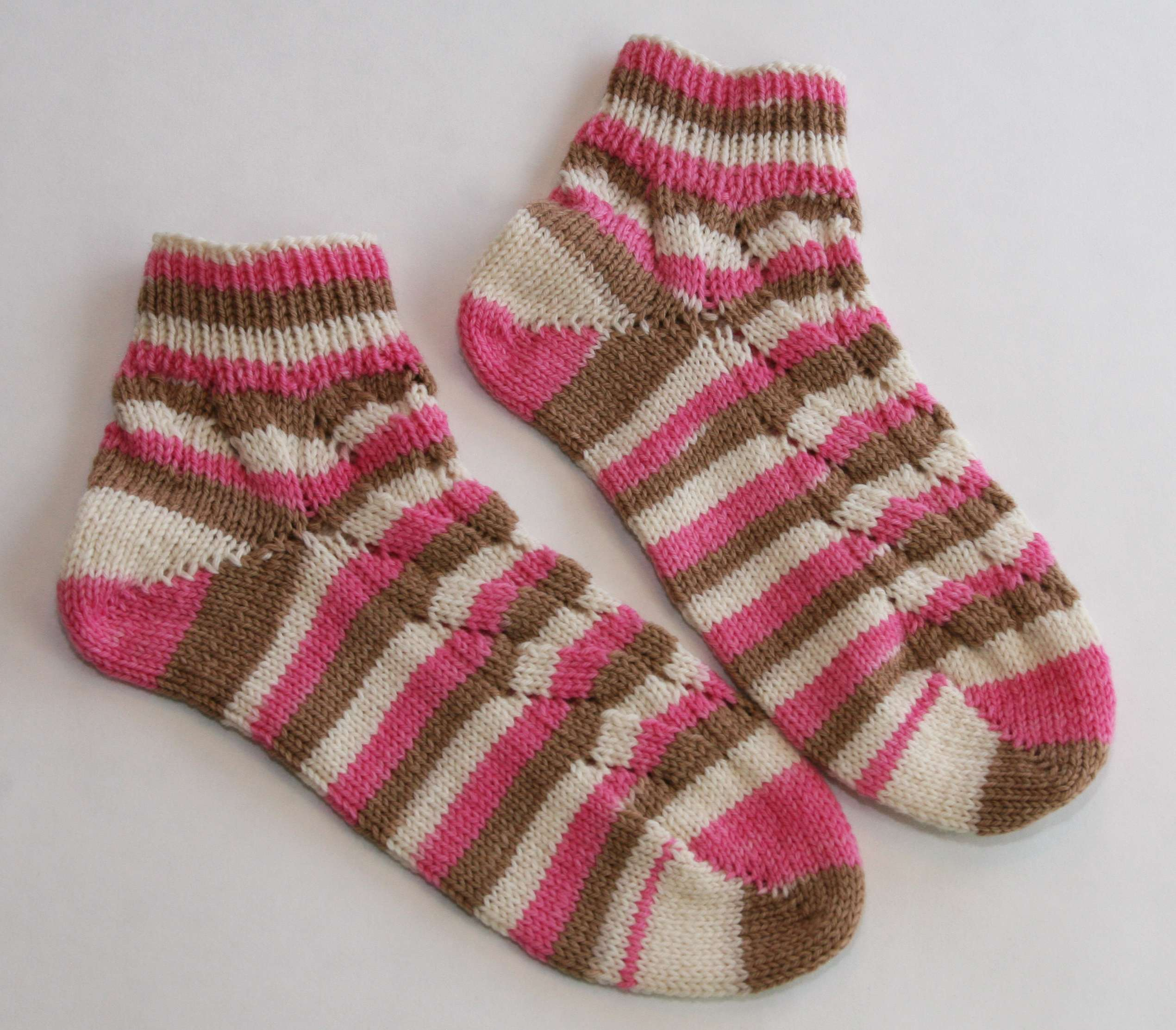 Crescent Socks