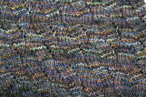 Crescents Cowl Close up
