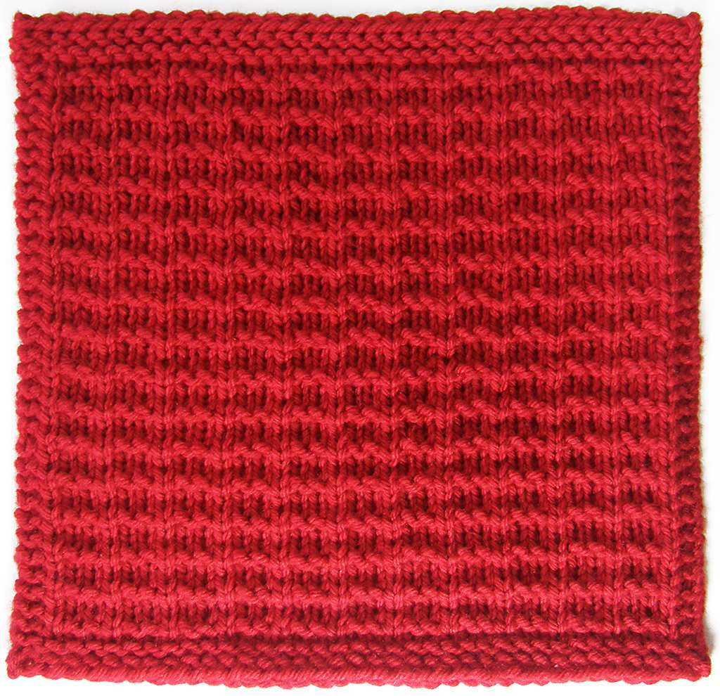 Stitchology 34: Double Andalusian Stitch « KB Looms Blog