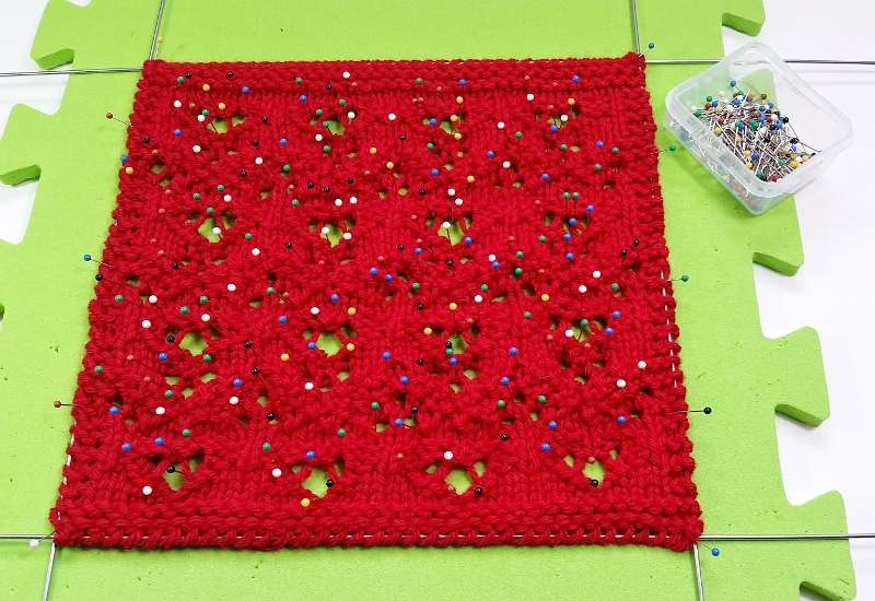 Hearts, blocking