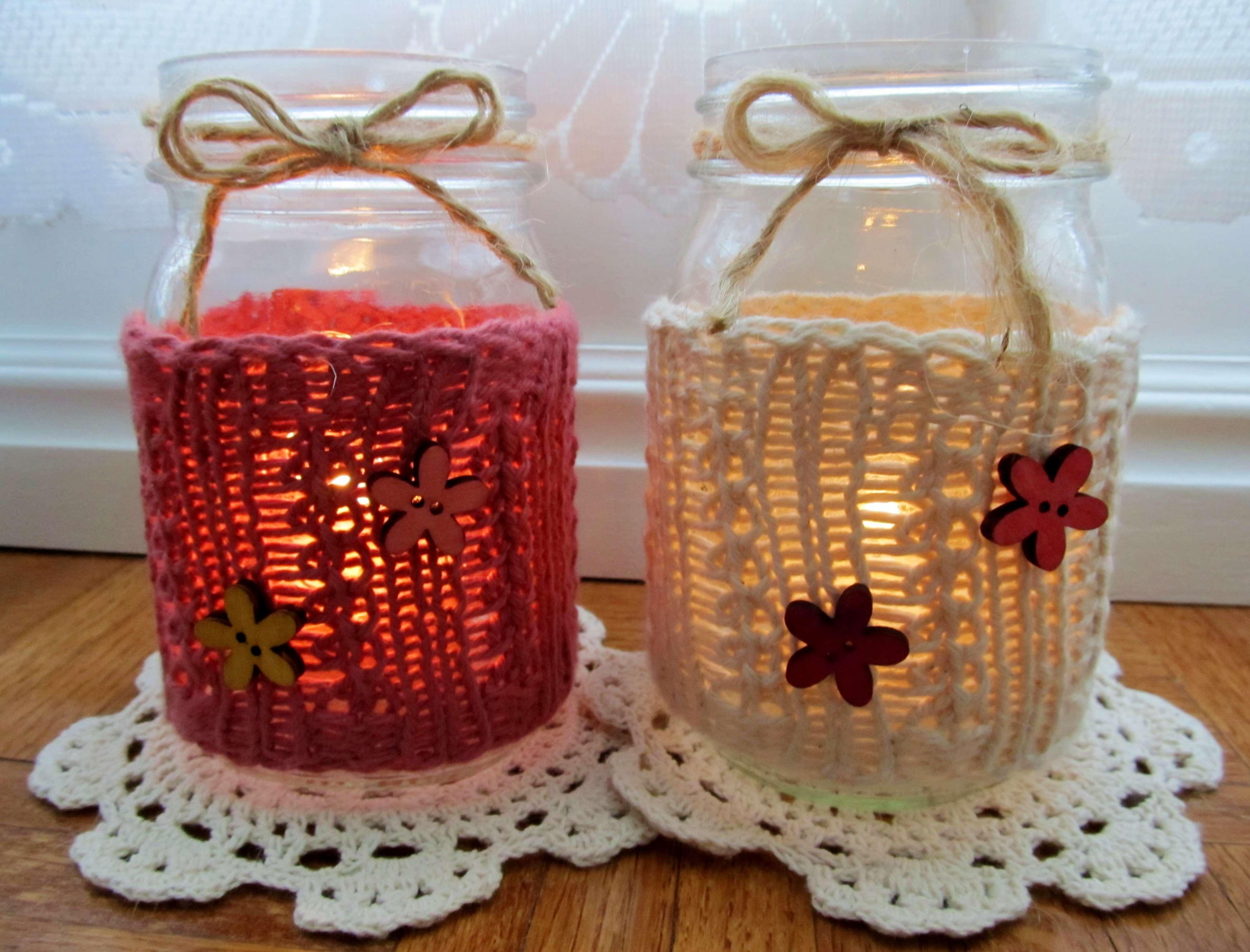 Whimsical Loom Knits – Lacy Luminaries