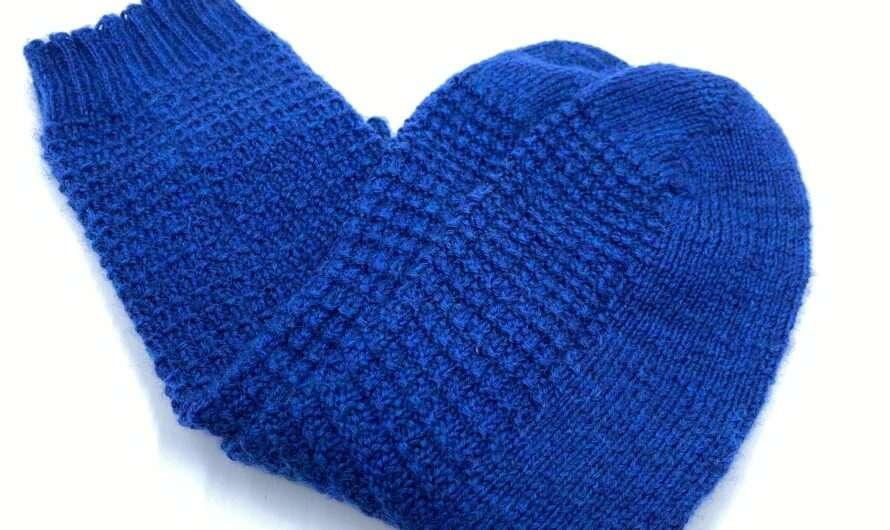 Pebble Ridge Socks
