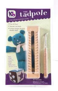 Tadpole Knitting Board