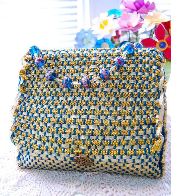 Lindsay-Obermeyer-woven-evening-bag