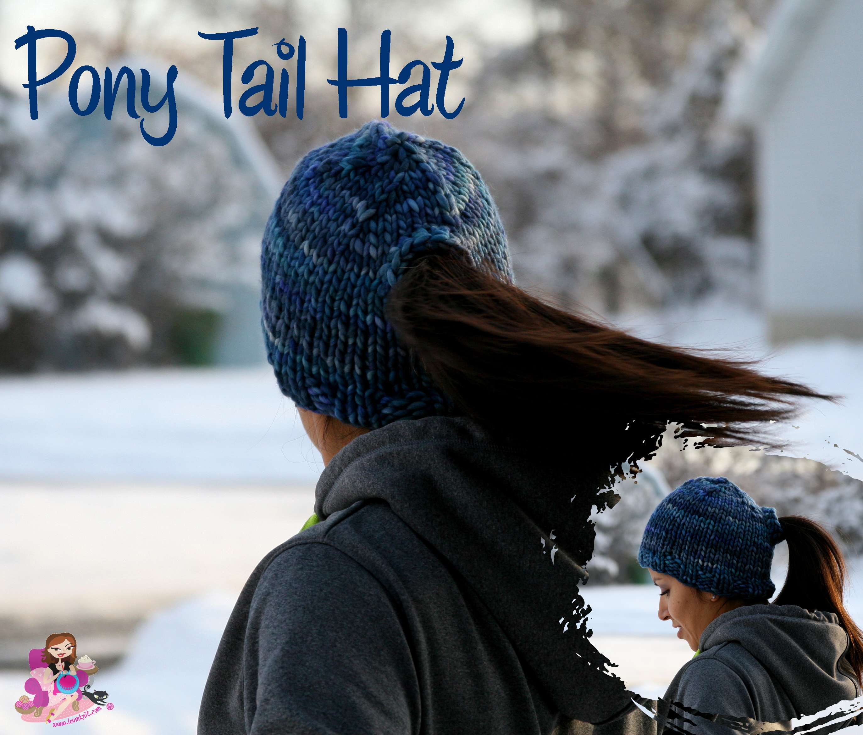Free Crochet Hat Pattern With Ponytail Hole Custom Decoration
