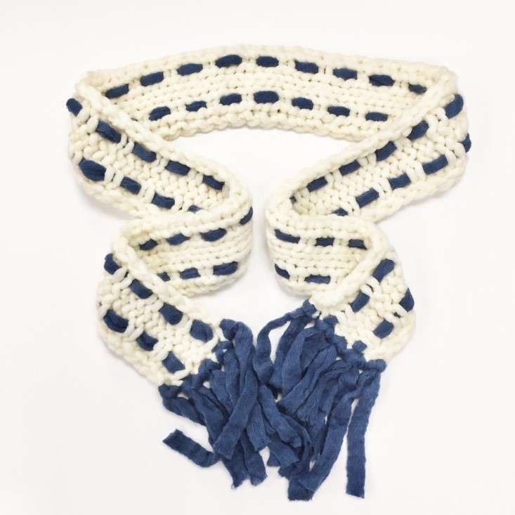 Woven Ladder Scarf