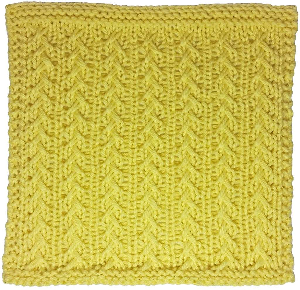 Slip Stitch Braid: Stitchology 31