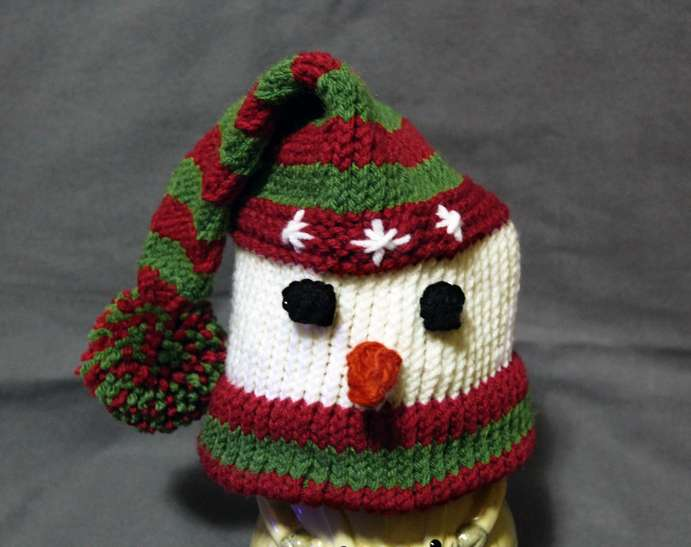 Snowman Hat Pattern Kb Looms Blog