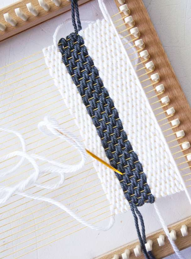 Learn to Weave a Tapestry: Part 1