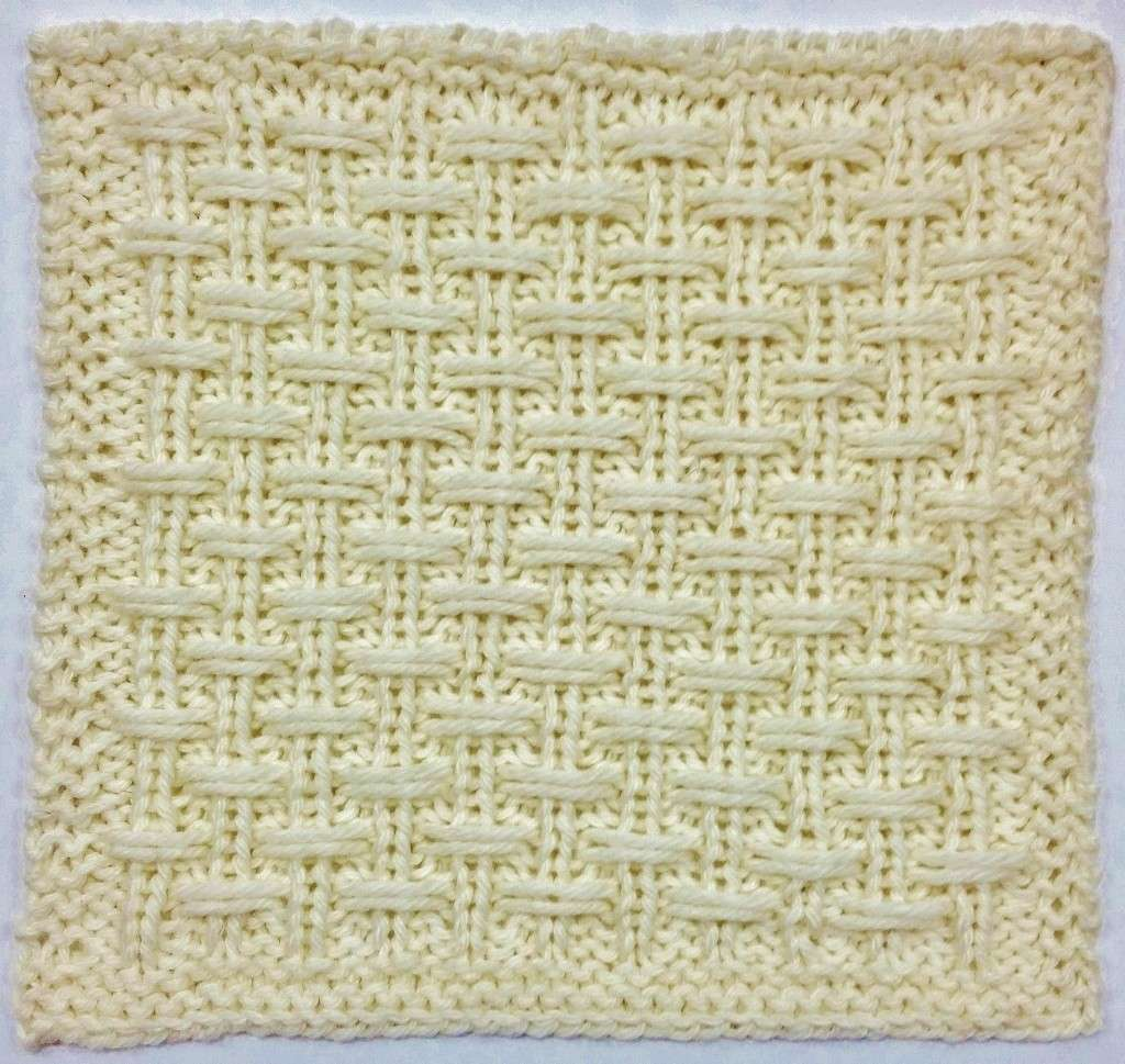 Triple Slip Rib Square