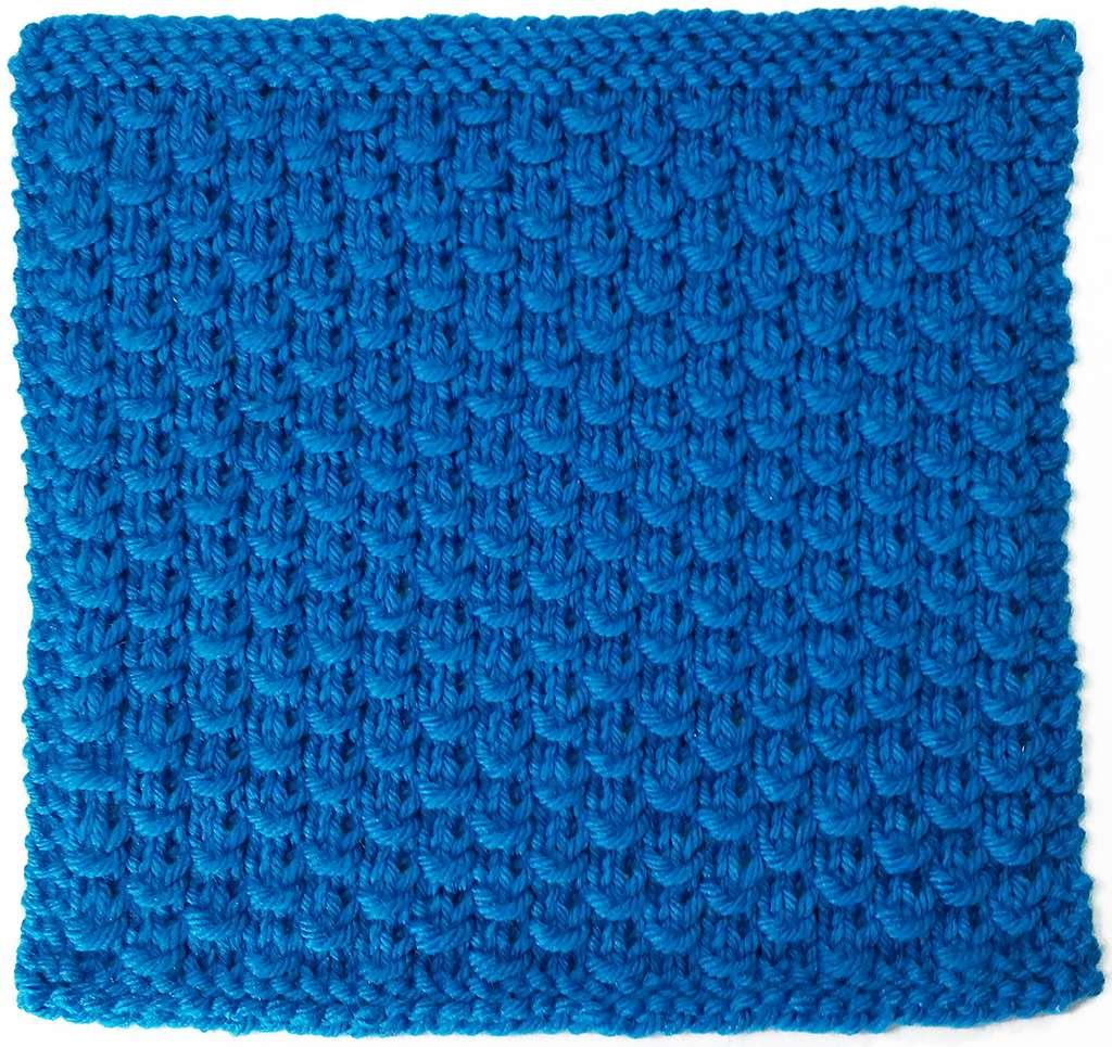 Stitchology 36: Triple Wrap Around Stitch