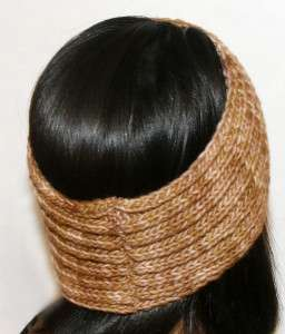 Twirls Headband Back