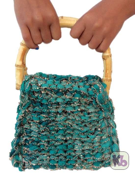 Zippy Handbag