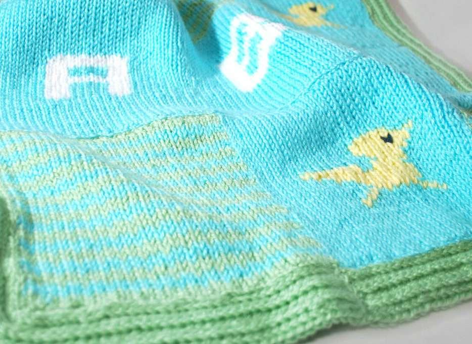 Double Knit 101-Part IV – Color Changes