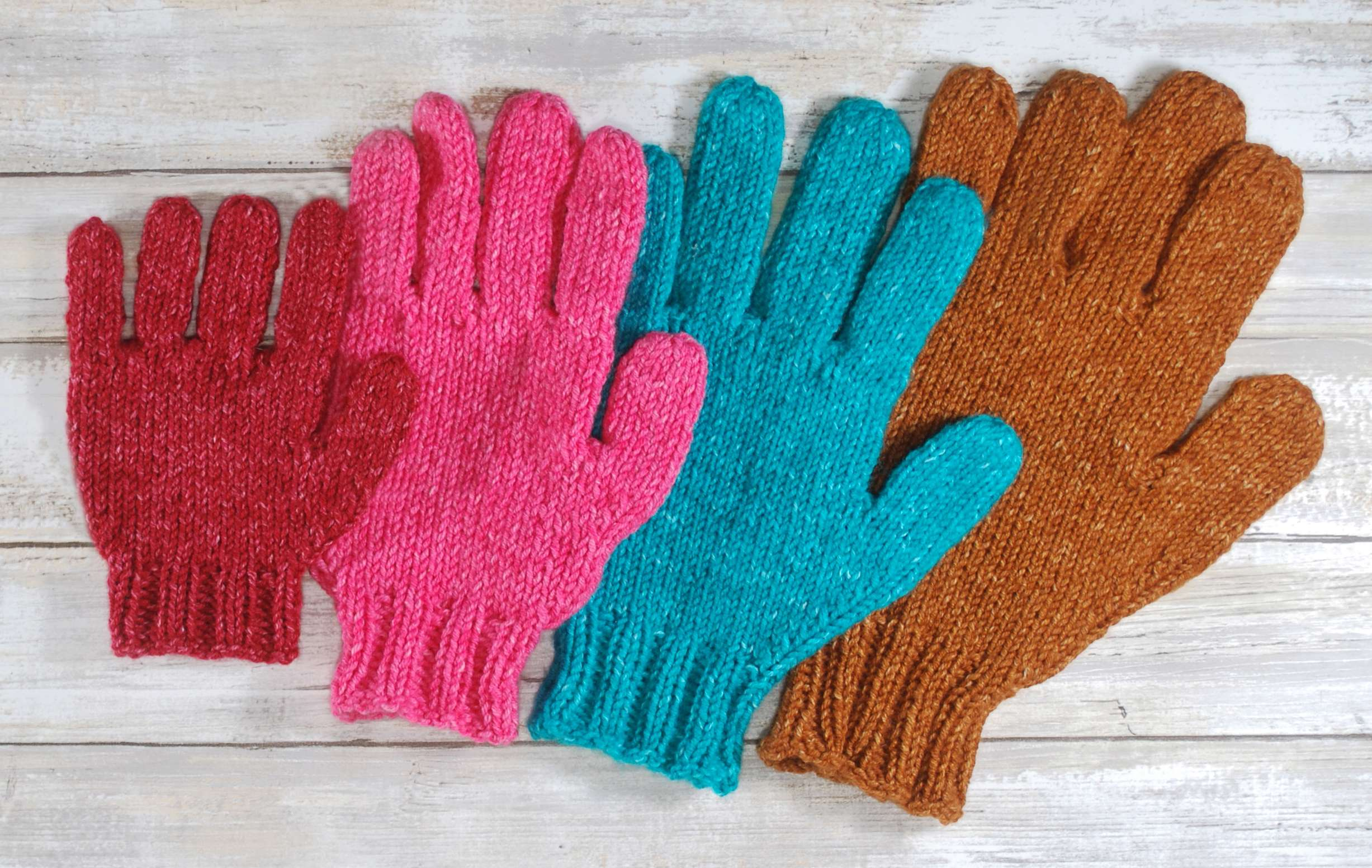Basic Gloves (4 sizes)