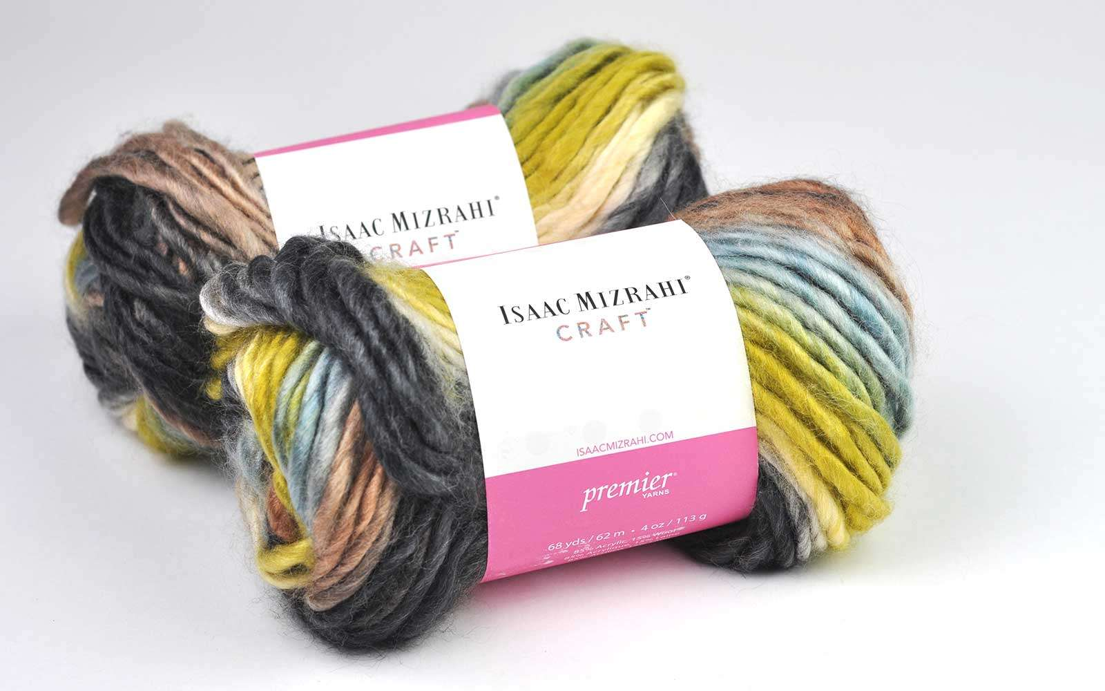 Yarn Yammer: New Yarn Out by Isaac Mizrahi