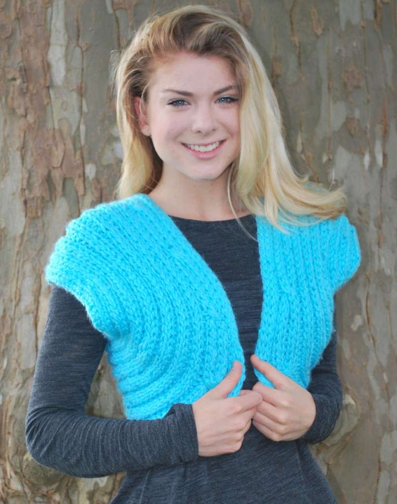 shrug,-special-ocassions-easter, cable-free-pattern-knitting-board-chat