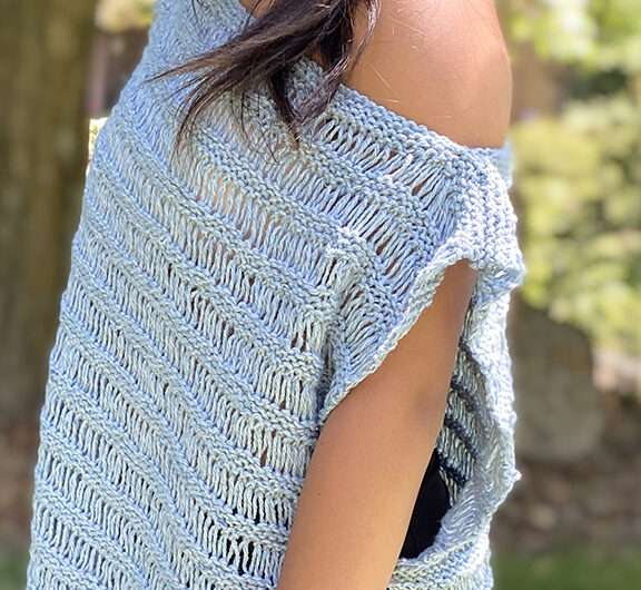 Simple Swim Cover-Up/ Summer Top
