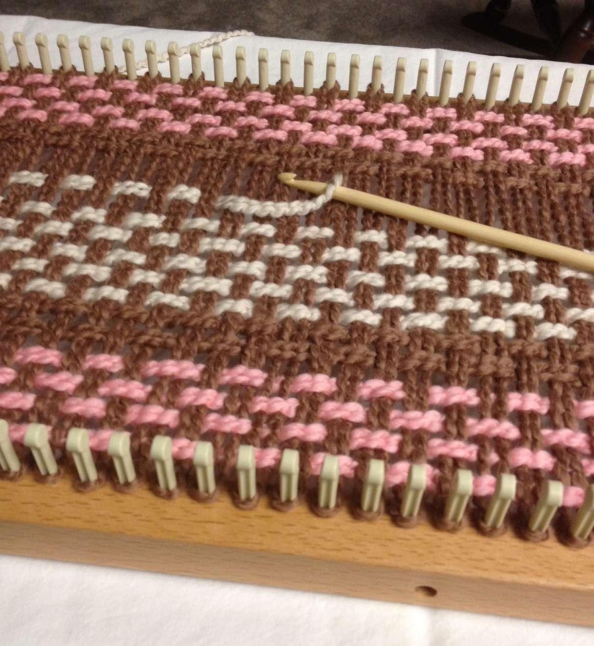 Woven Table Decor
