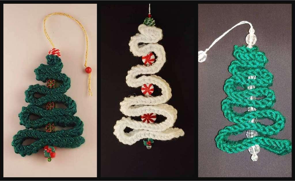 Christmas Bead Tree Ornament Kb Looms Blog
