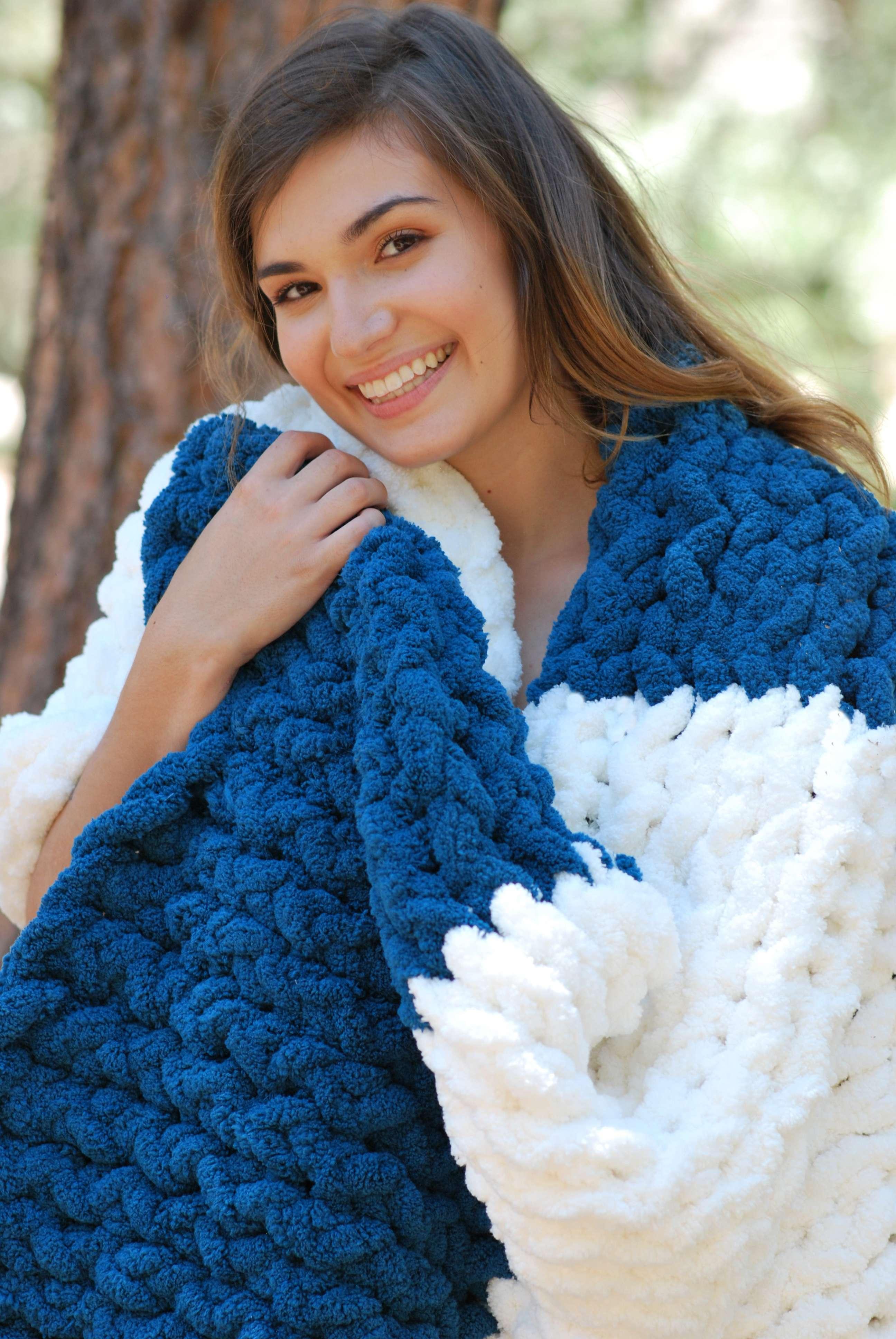 Plushy Zippy Blanket