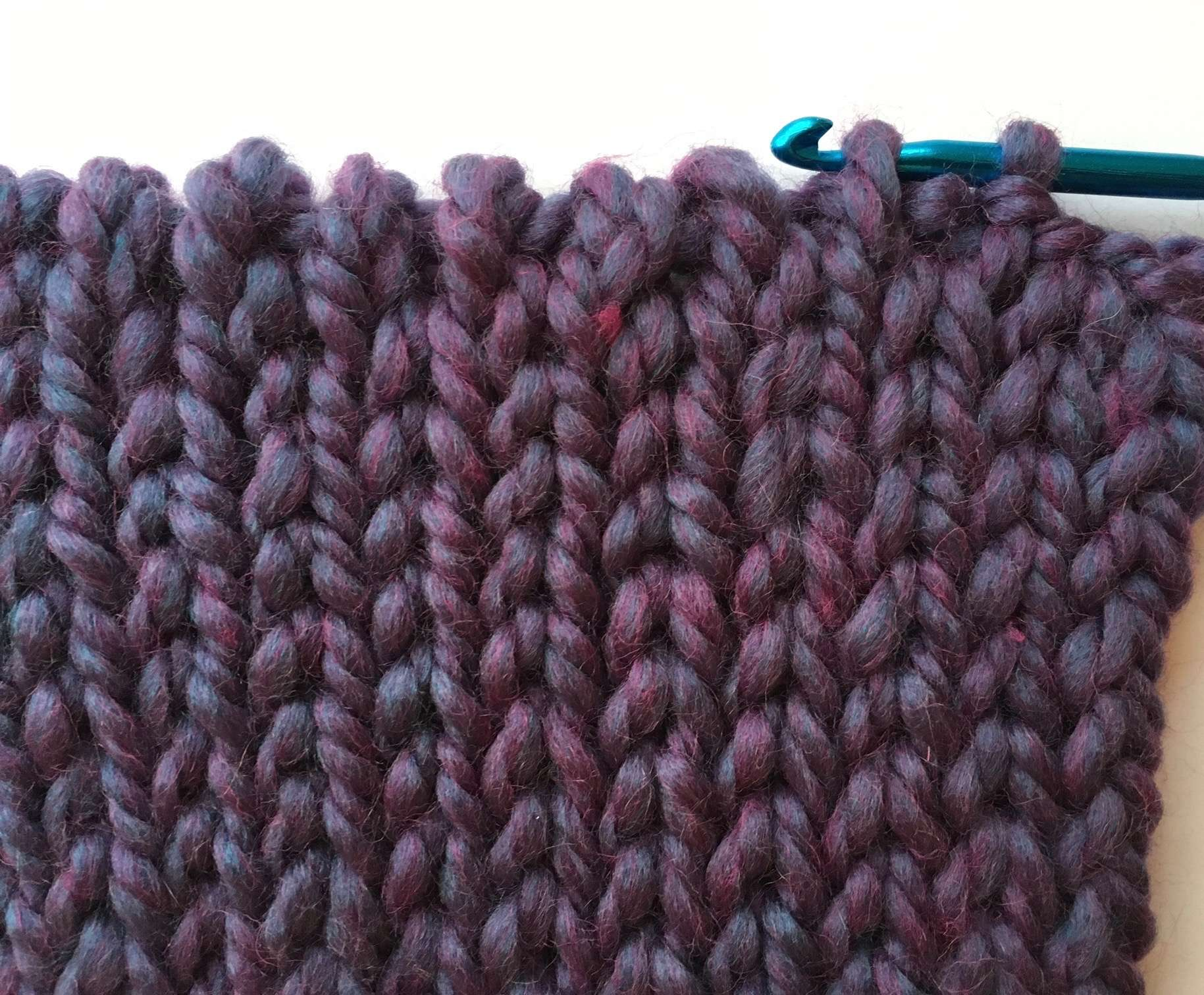 Double Knit 101 Tutorial